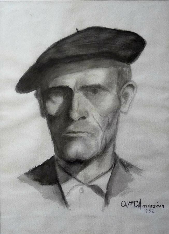 El tío Marcos. 1952. 40x29