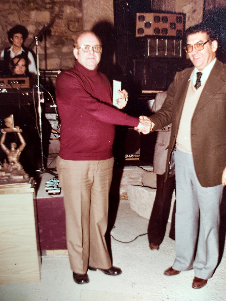 Trofeo Asociación Cultural Montler. Alborge 1981