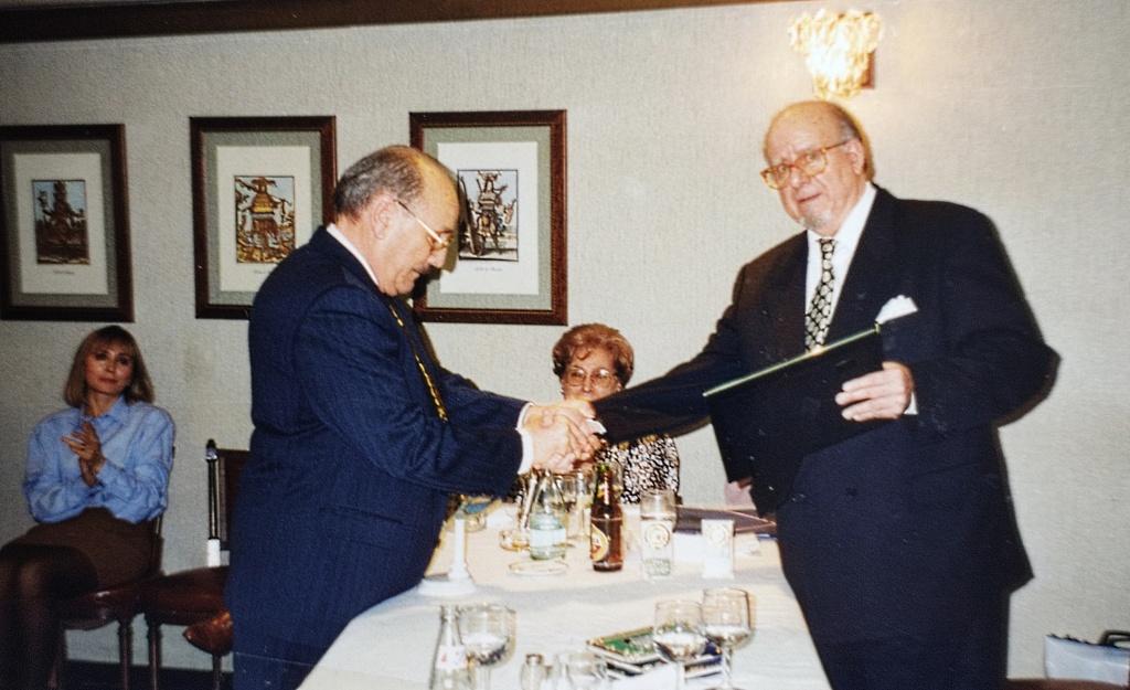 Homenaje 10ª Aniversario ADAFA 1997