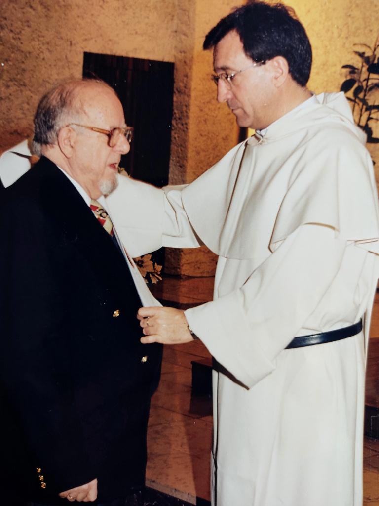 Becario de Honor CMU Cardenal Xavierre 1999
