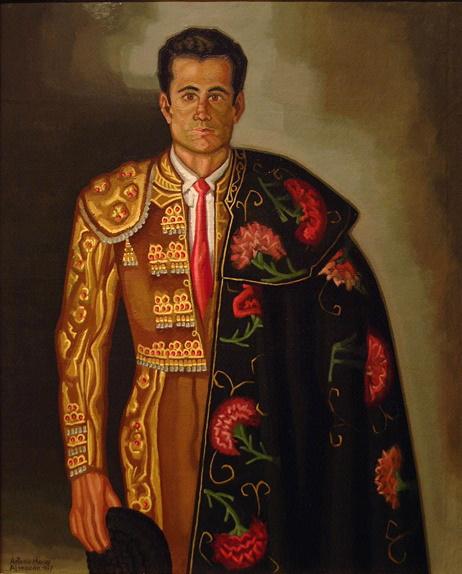 Chiquito de Aragón. 1957 100x81